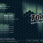 Torqued Logo & CD Cover