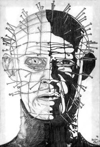 Pinhead of Hellraiser